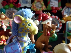 Ornaments of Christmas' past 4