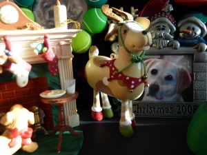 Ornaments of Christmas' past 2