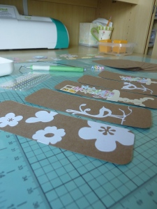 Donation Bookmarks for Best Friends